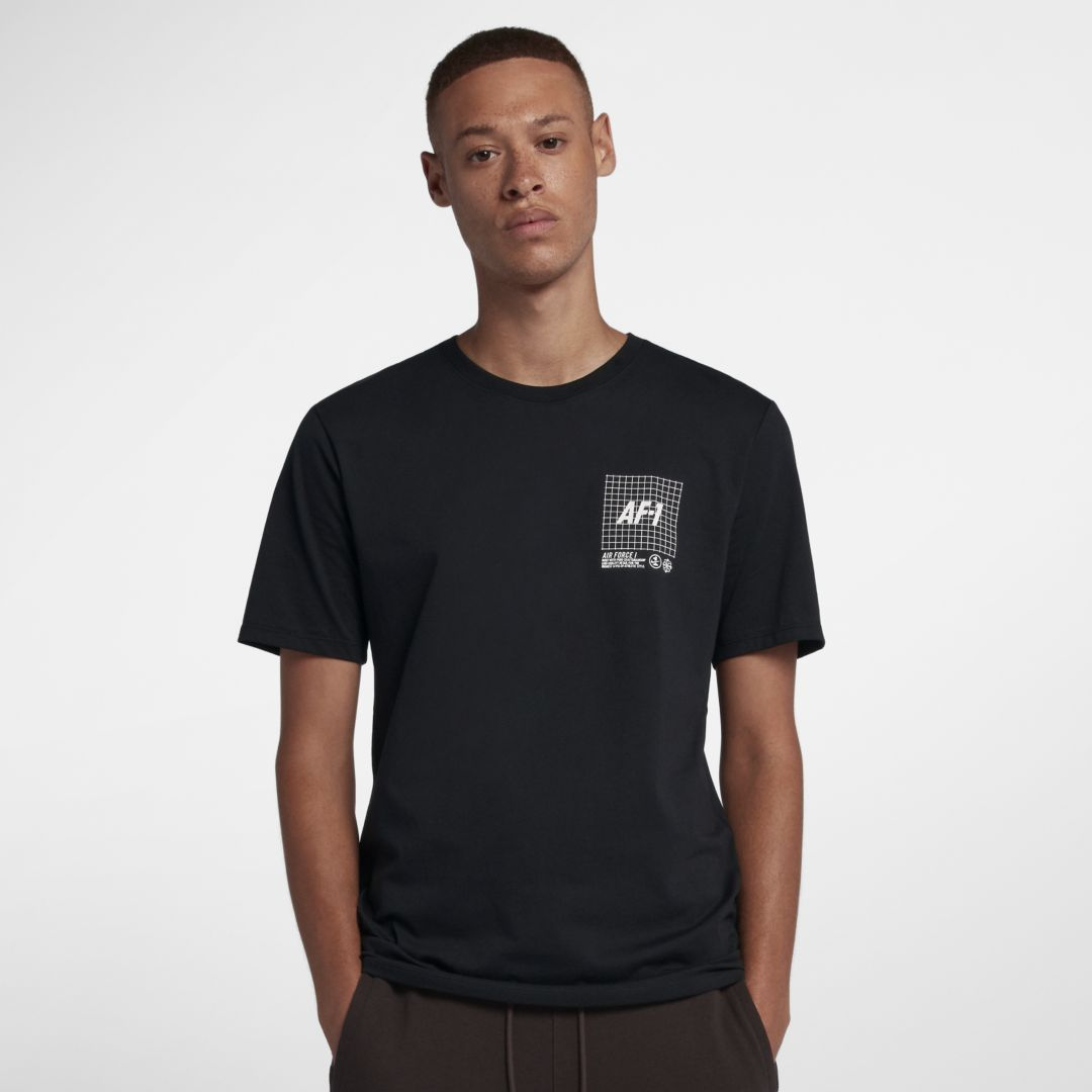 201c2517 Sportswear AF1 Men's Graphic T-Shirt | Products | T shirt, Nike ...