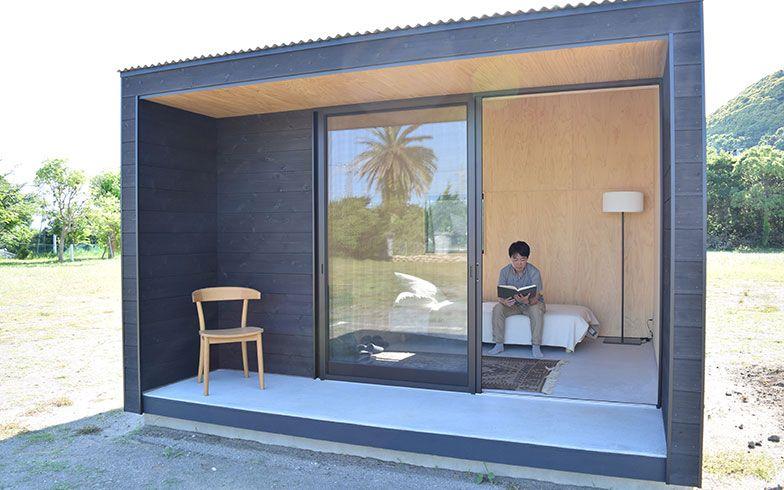 無印良品の小屋 からはじめる 二地域居住の新たなストーリー 小屋