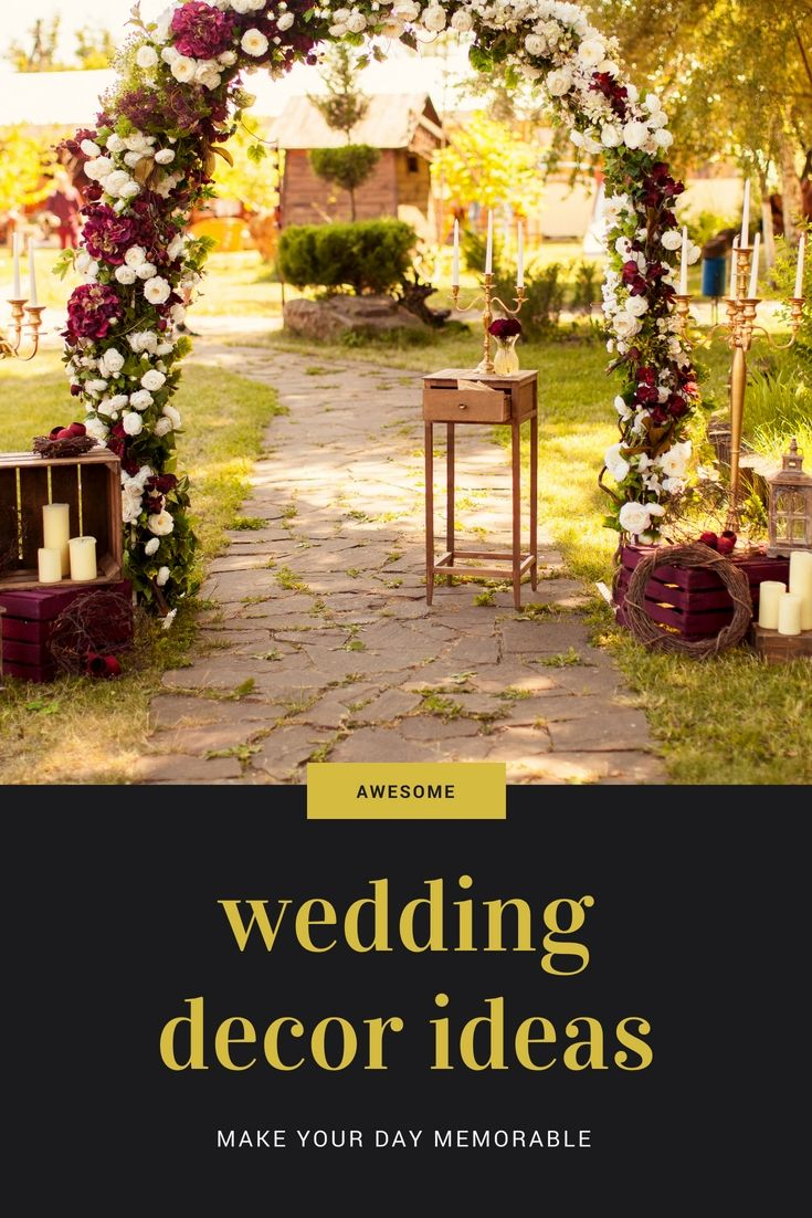 Wedding dinner decoration ideas  Decorate Your Family Wedding Dinner With The Help Of These Latest