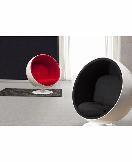 Genial Mib Chair In Red