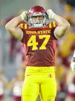 Aj Klein With Images Iowa State Iowa State Cyclones Football