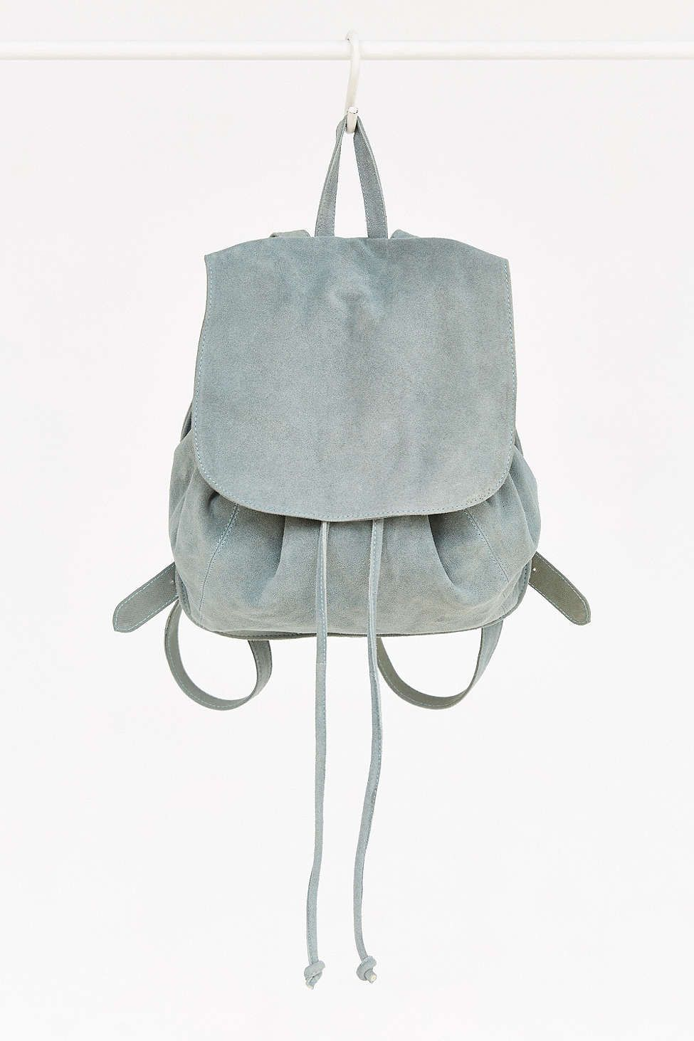 1173f8697b Ecote Suede Flap Mini Backpack More