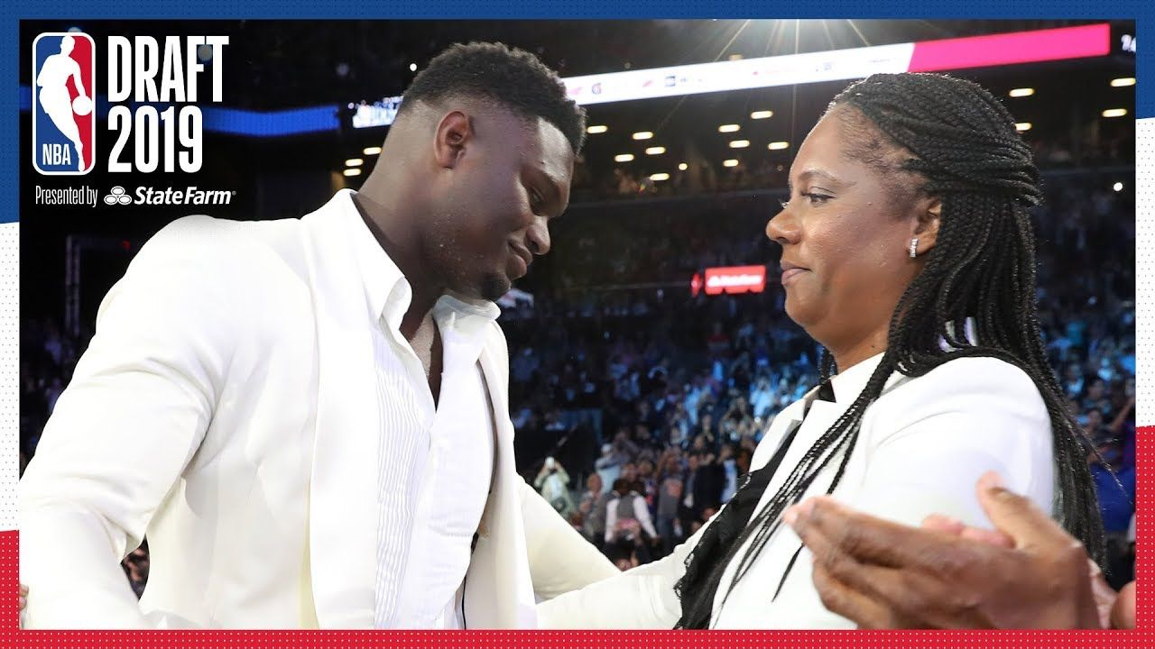 Zion Williamson Draft Meme