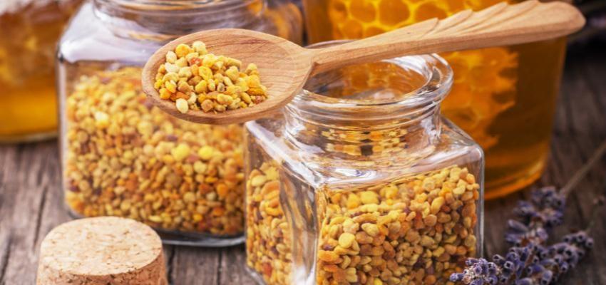 Pyłek pszczeli - właściwości i zastosowanie