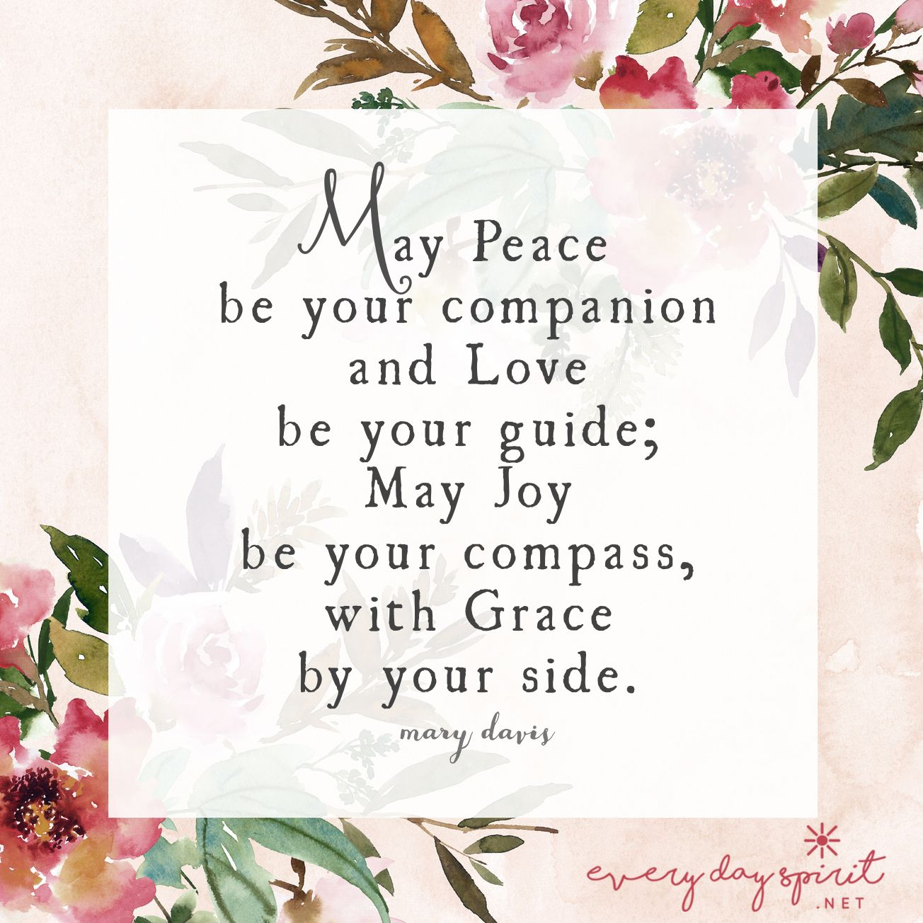 May We Allow This Day To Flow Forth From The Peace Love Joy And Grace That Are Always Here Always Available Alwa Joy Quotes Spiritual Messages Grace Quotes