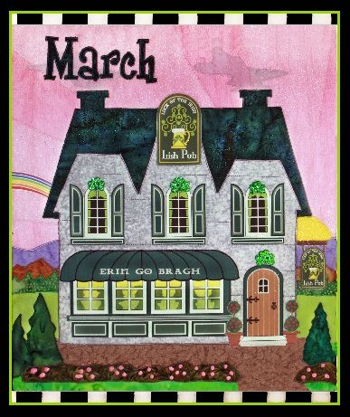 March Holiday House