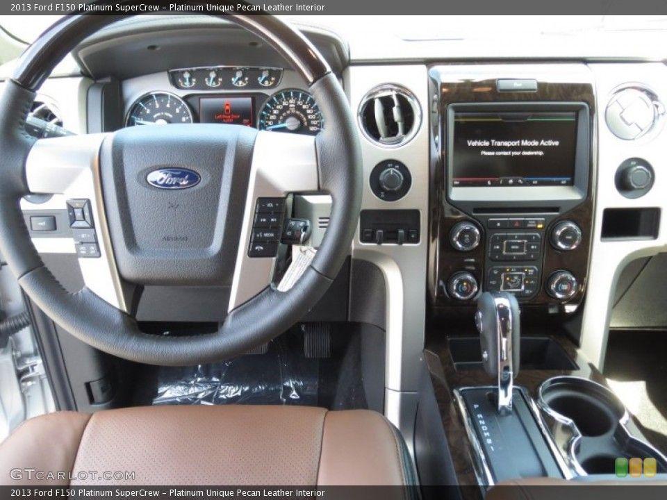 Interior Ford F150 Platinum Leather Interior F150 Platinum