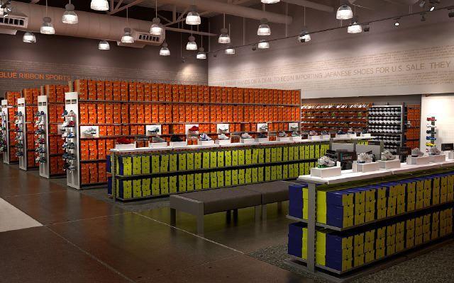 Nike Factory Store - Sketchbook Inc.