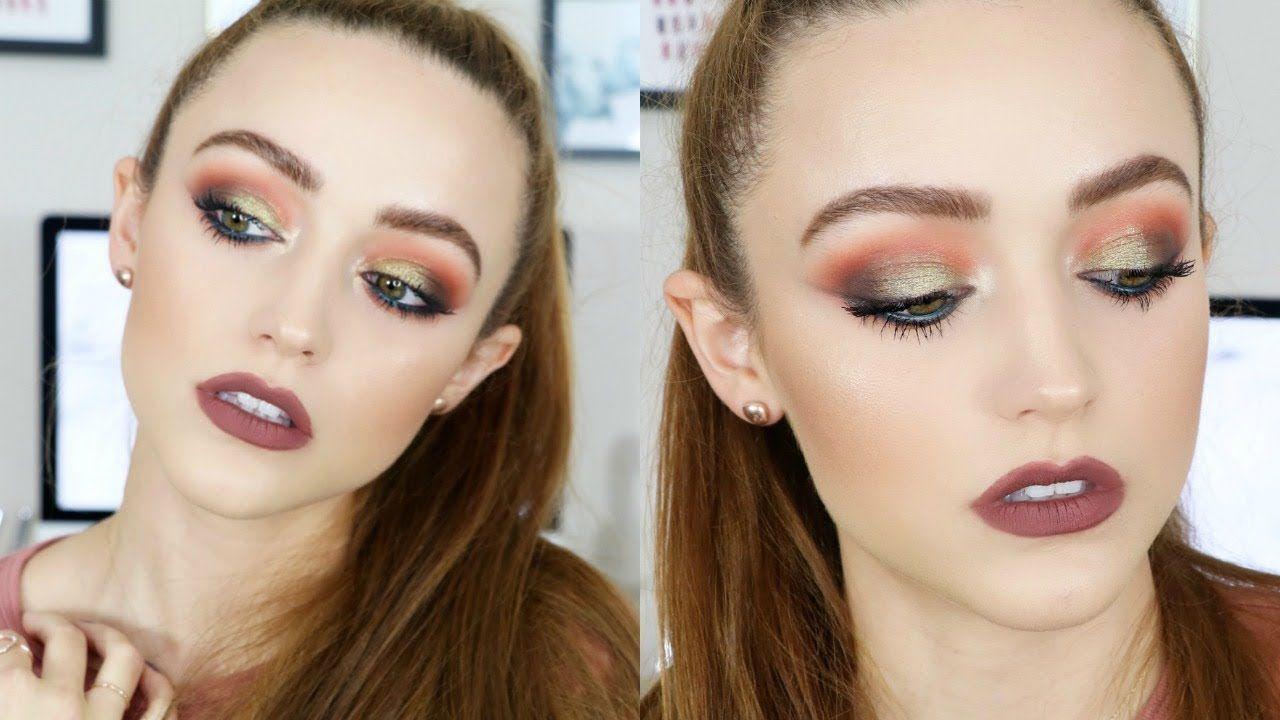 Anastasia Prism Palette Makeup Tutorial Really Easy To Do Fav