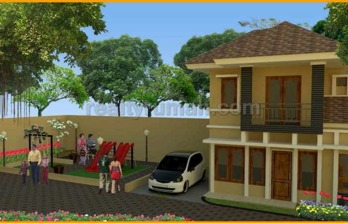 Rumah Dijual Pusat Kota Permadani Margonda Residence Depok Realty Rumah Dijual Cari Beli Sewa Di Indonesia Yang Nyata Rumah Penyewaan Kota