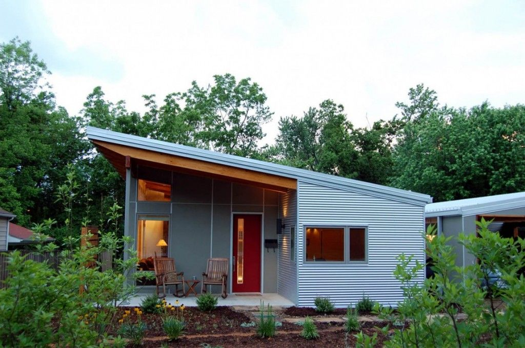 tiny living in small sustainable homes:small sustainable homes