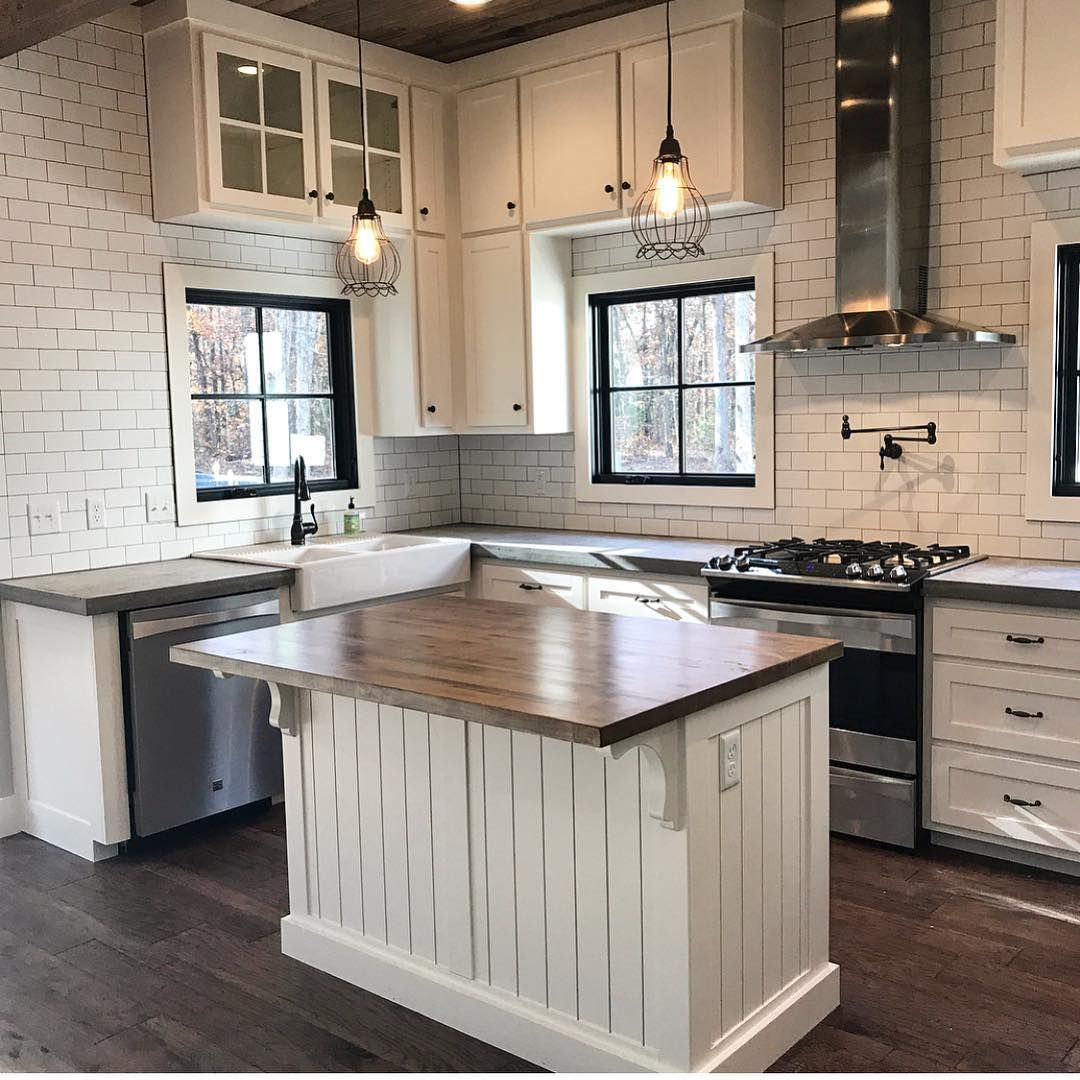 Pin by trfettz on new home ideas pinterest kitchens house and