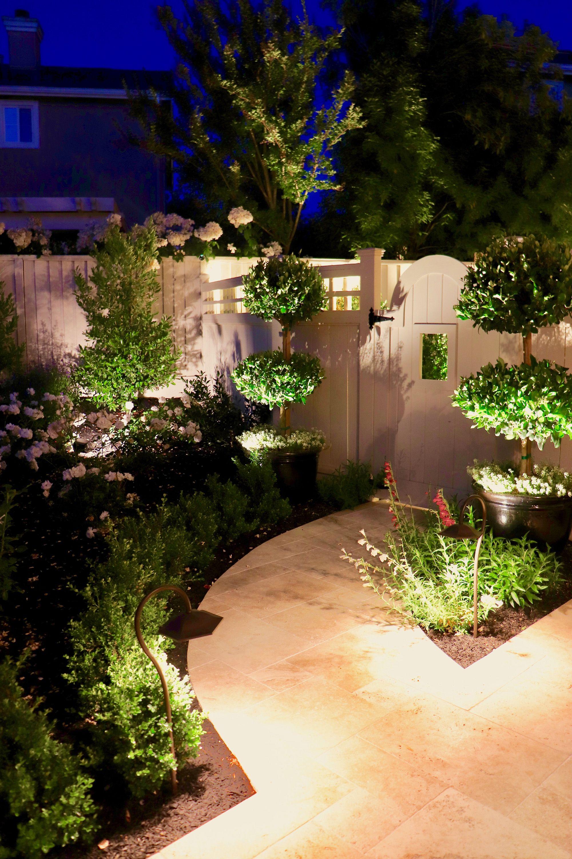 Outdoor Lighting I Linked All Of My Lighting Sources And Info Landscape Design Landscape Lighting Solar Lights Garden