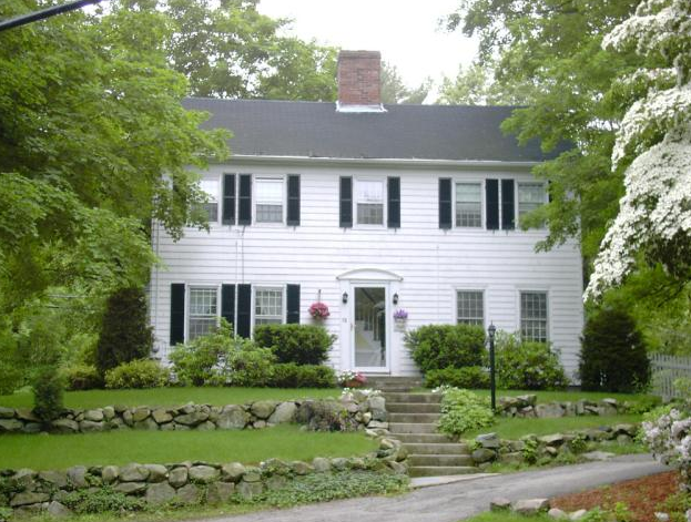 Modern colonial homes for sale