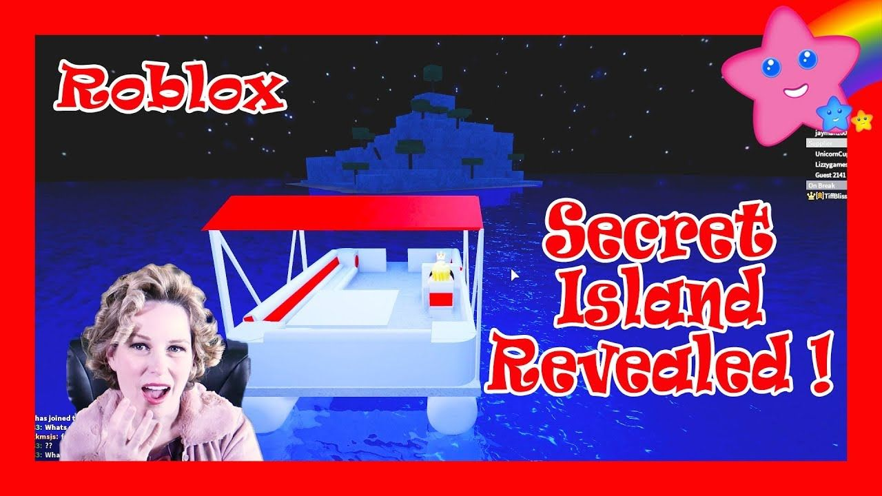 Secret Island Roblox Work At A Pizza Place Exploration With Party
