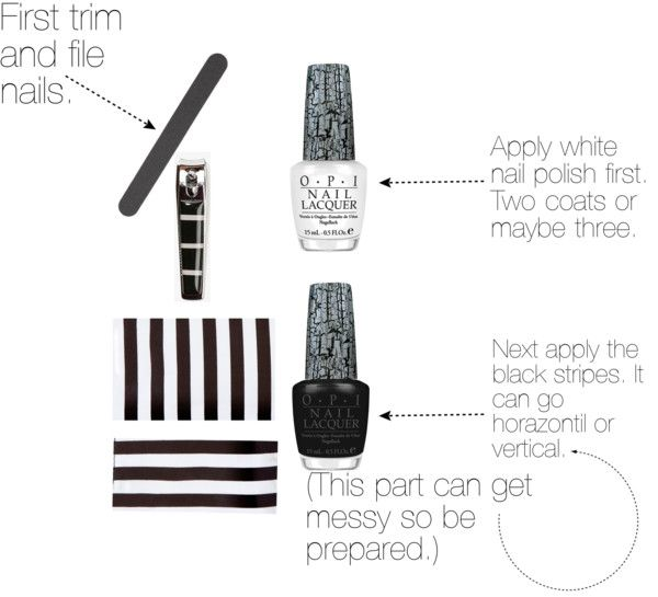 """""""Nails"""" by fashion-yolo ❤ liked on Polyvore"""