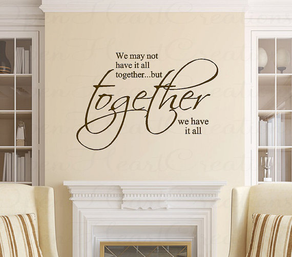 Vinyl Wall Decals Quotes Sayings