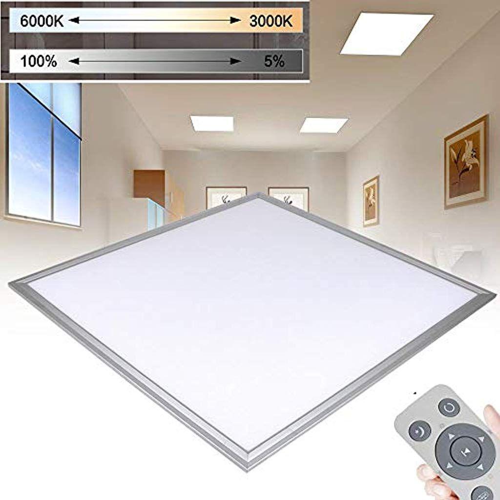 Wivion Ultra Thin Led Panel Decke Decke Leben Dimmbare Lampe
