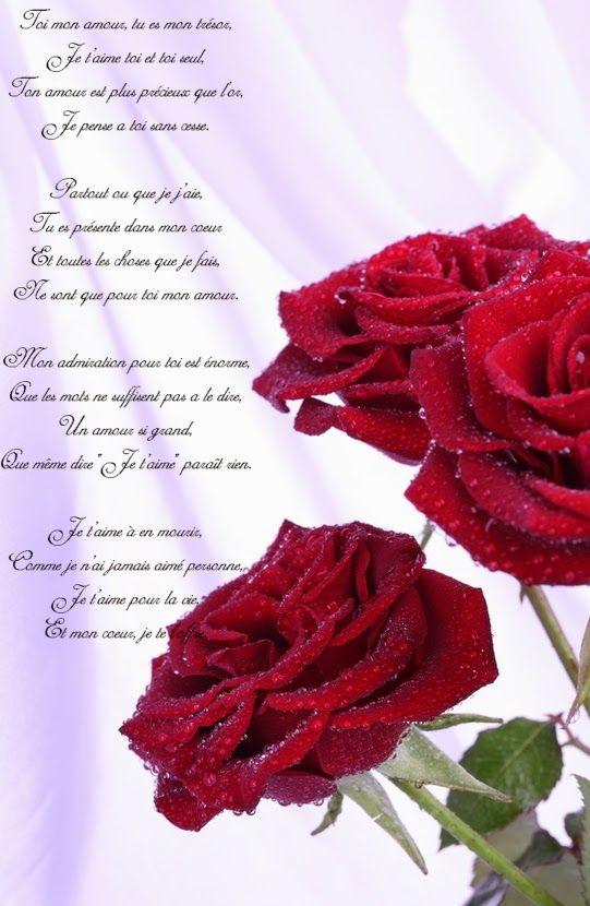 Sms Damour Beau Poeme D Amour Citation Amour Heureux Et