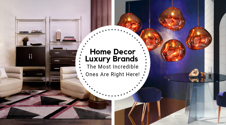 4 High End Home Decor Brands In 2020 Home Decor Decor Luxury