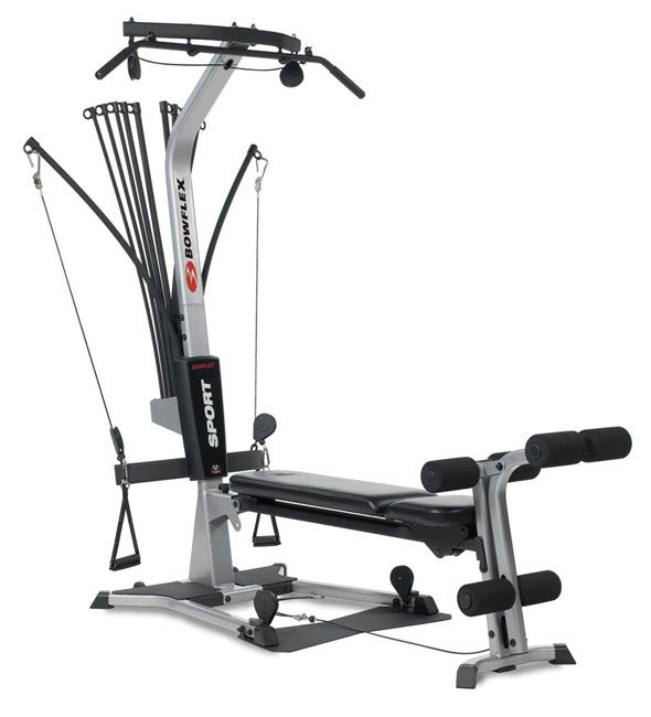 Awesome The Bowflex Sport Allows You To Perform Over 60 Exercises Download Free Architecture Designs Scobabritishbridgeorg
