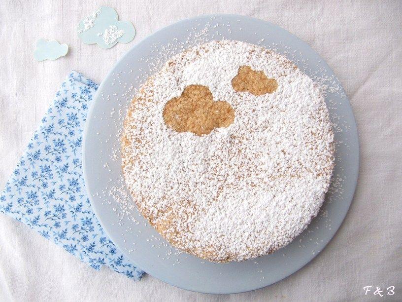 Framboises & bergamote: Gâteau lorrain comme un nuage