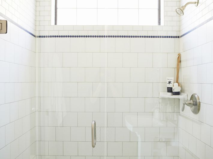 tile details.  Use of small & large.