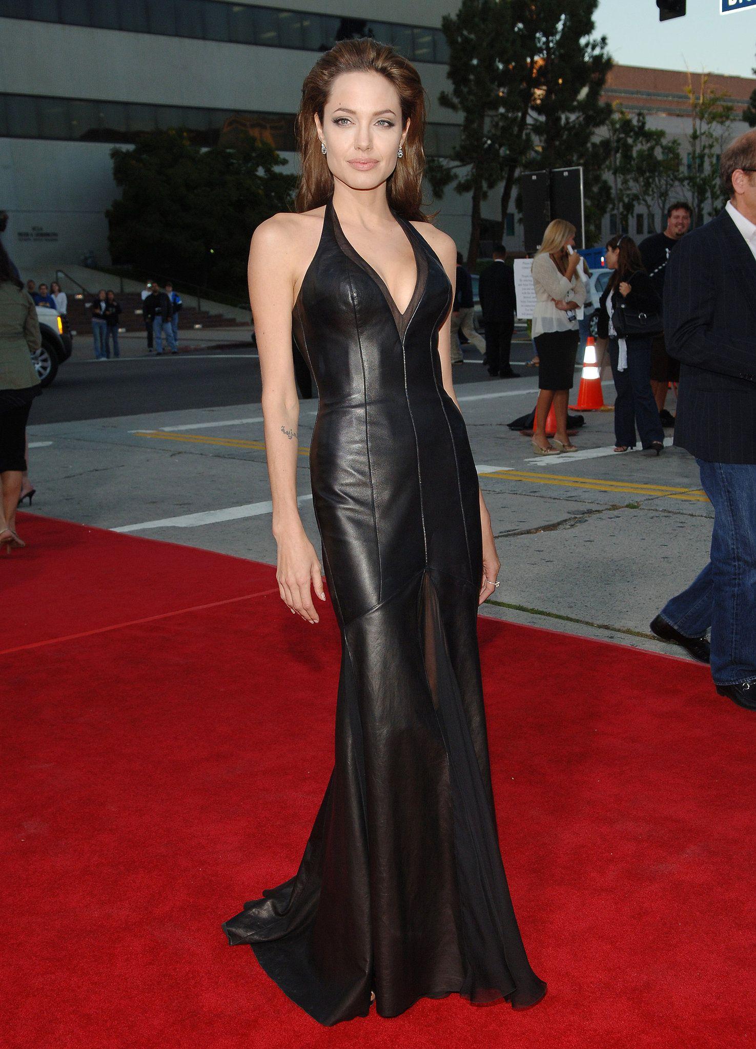 Versace\'s Versace-est Moments   Strength: Angelina Jolie   Pinterest ...