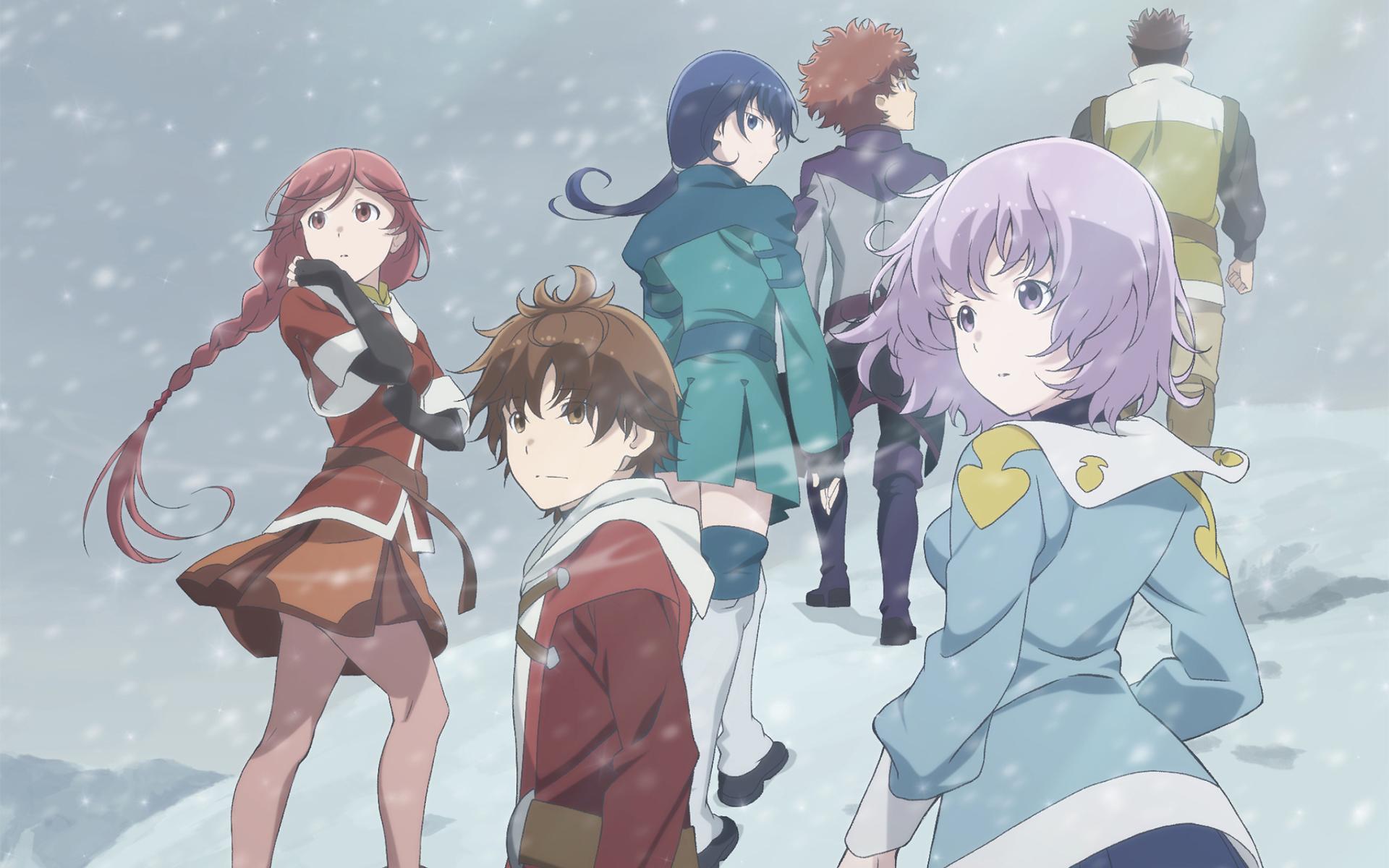 Anime Grimgar Of Fantasy And Ash Conclusion 8 10 Anime Anime