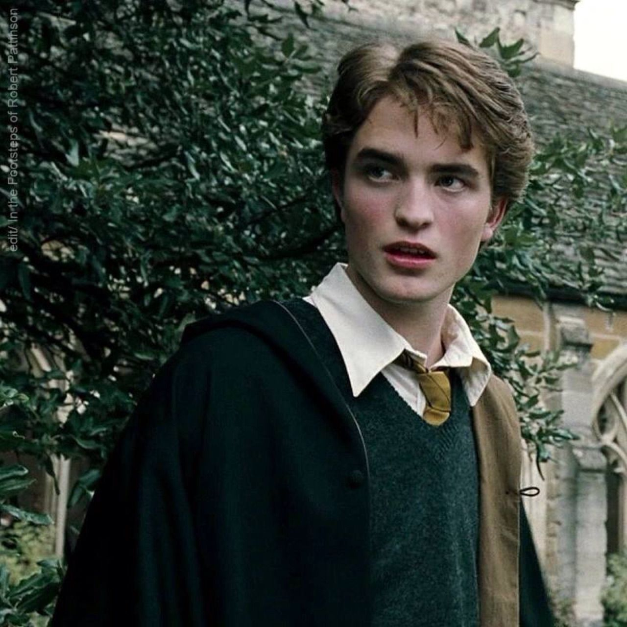 Bits And Robs Rob When I Played Cedric Diggory In Harry Potter Once Near The Place Where Harry Potter Icons Cedric Diggory Harry Potter Aesthetic