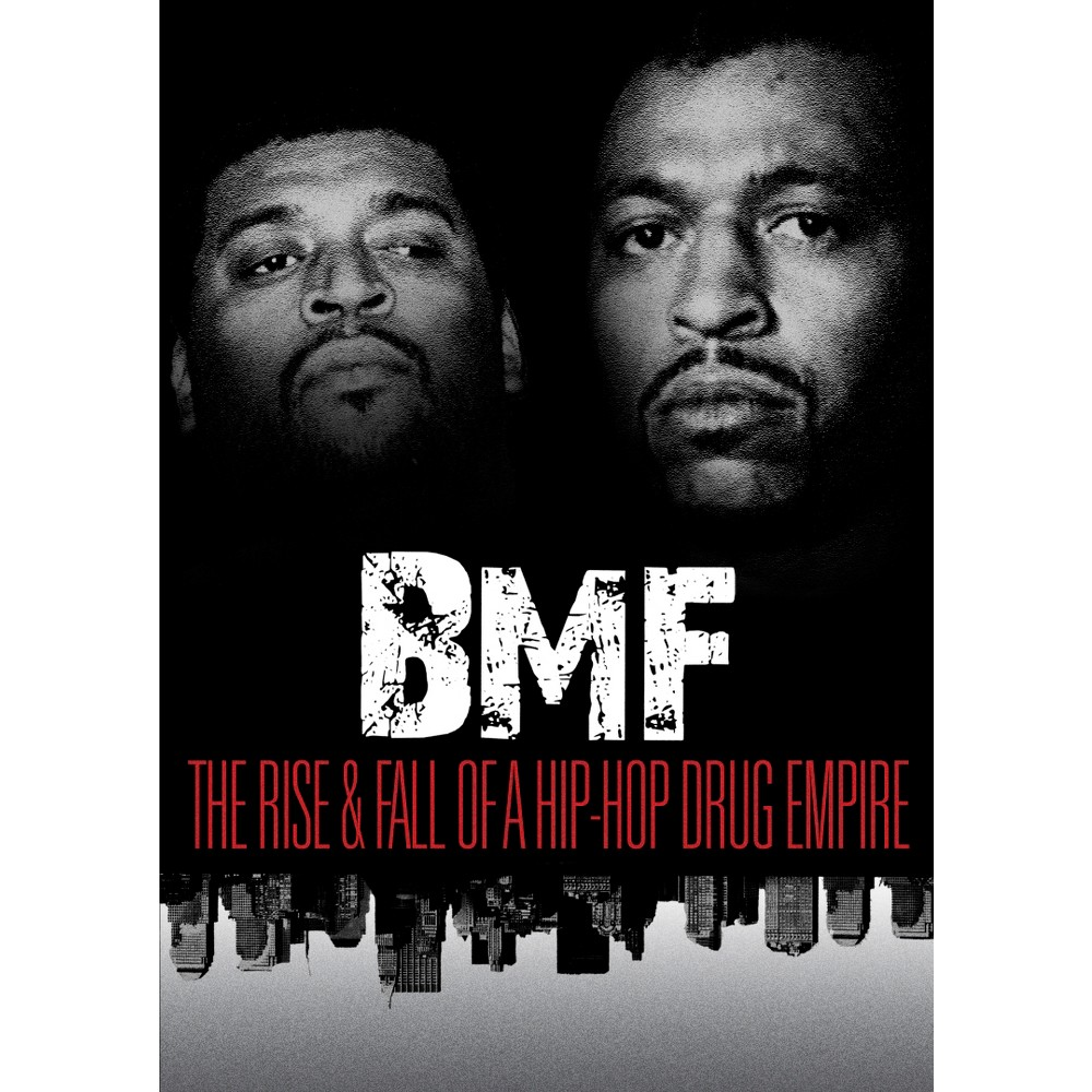 Bmf the rise fall of a hiphop drug empire dvd