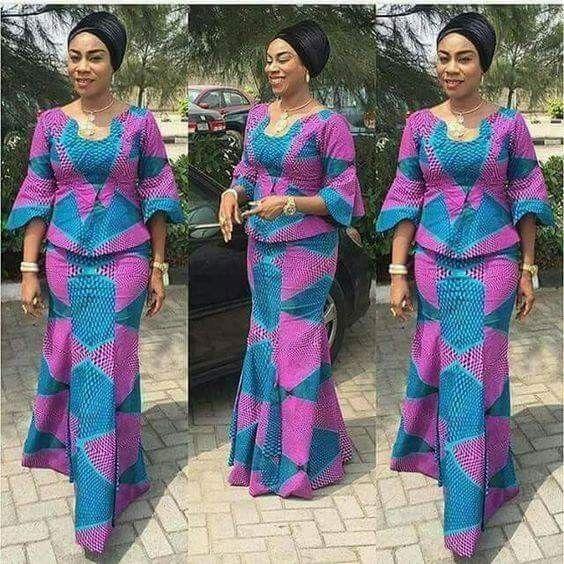 Image Result For Modèle De Pagne Ivoirien Robe