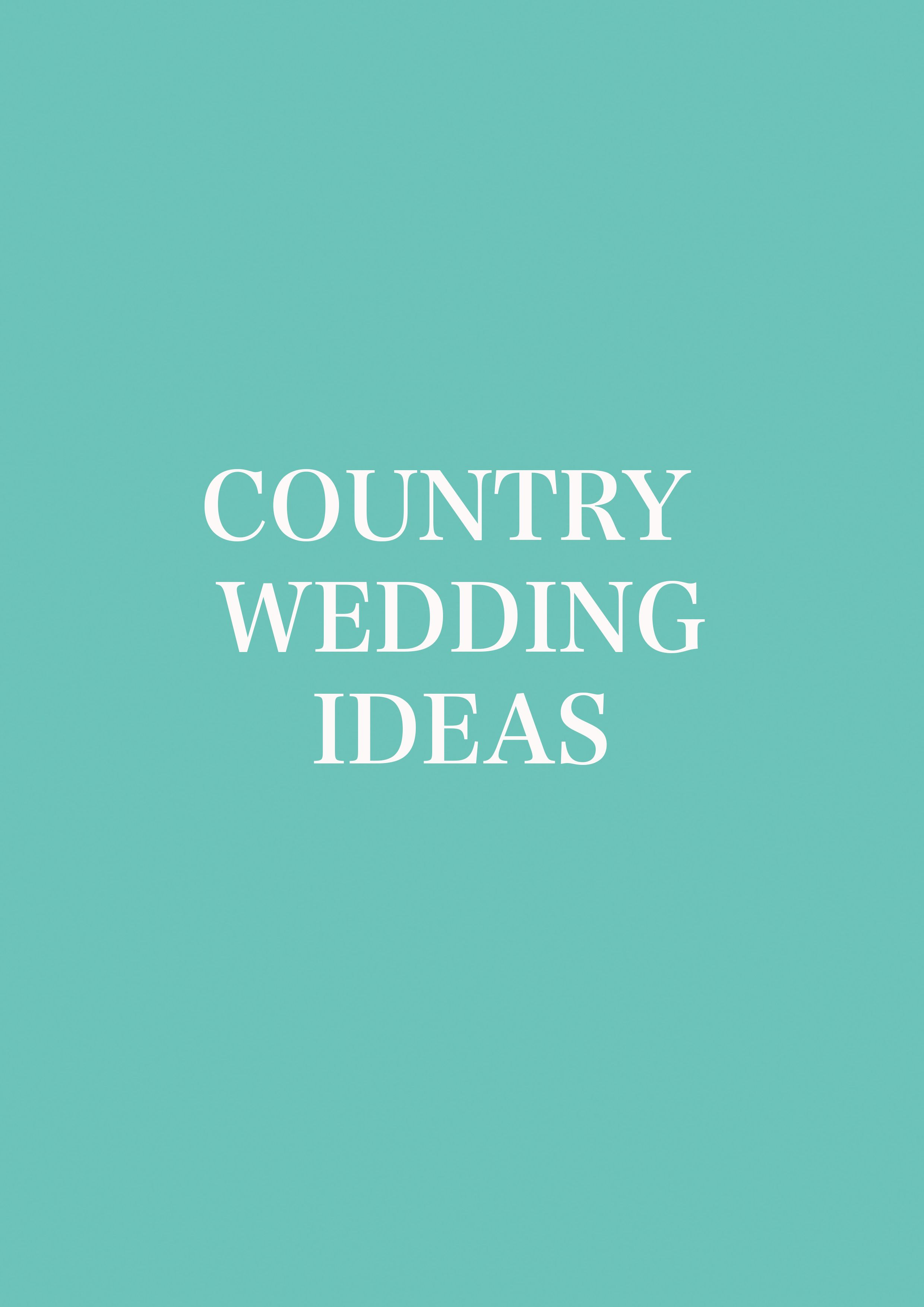 Pin by James & Kerrie Photography on Country wedding ideas