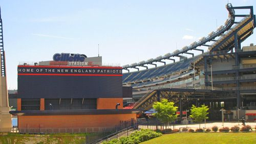 Gillette Stadium New England Patriots Boston Concerts Football