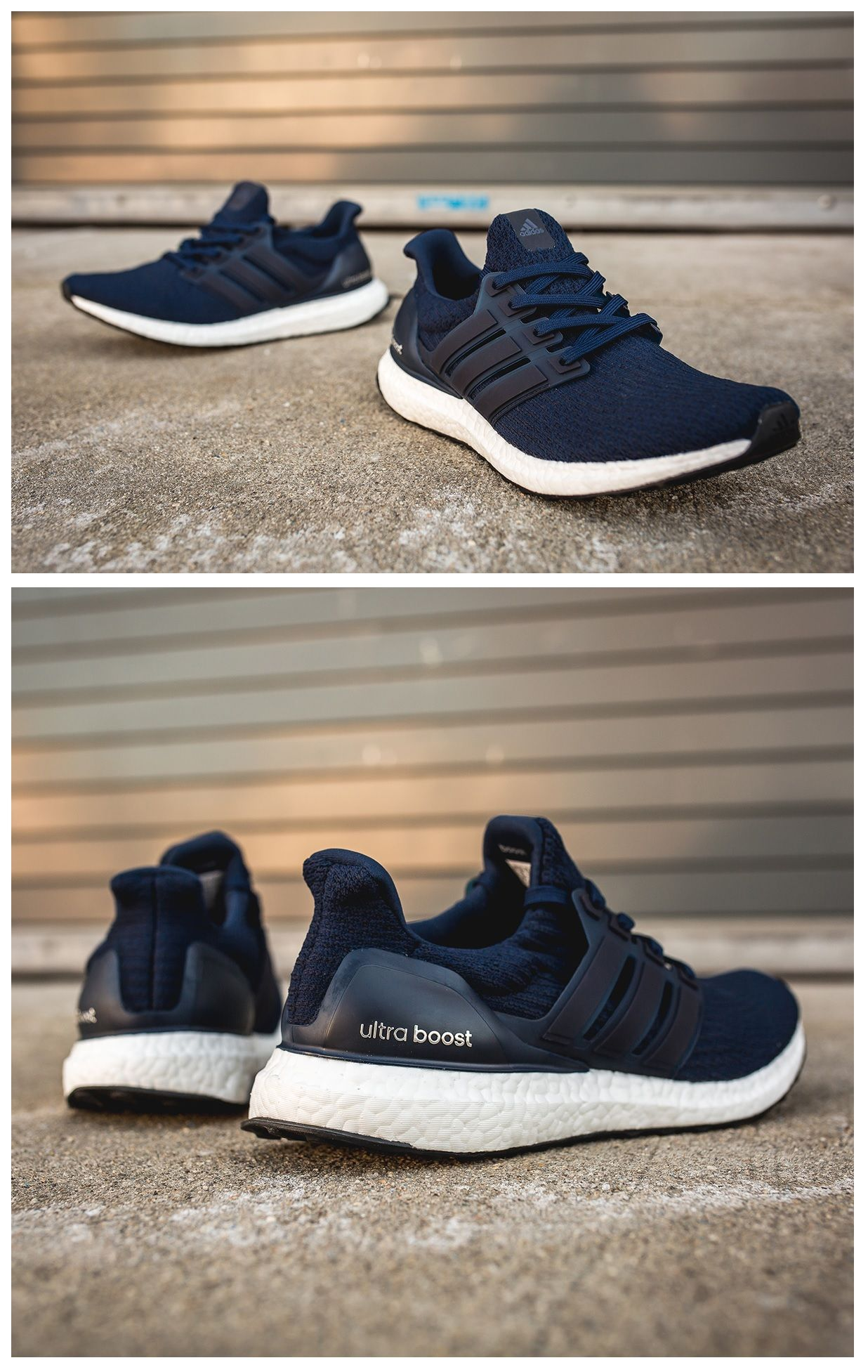 adidas Ultra Boost 3.0  Collegiate Navy   Dress shoes   Pinterest ... 15226deed6a