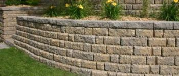 Related Image Concrete Block Retaining Wall Cinder Block Walls Interlocking Concrete Blocks