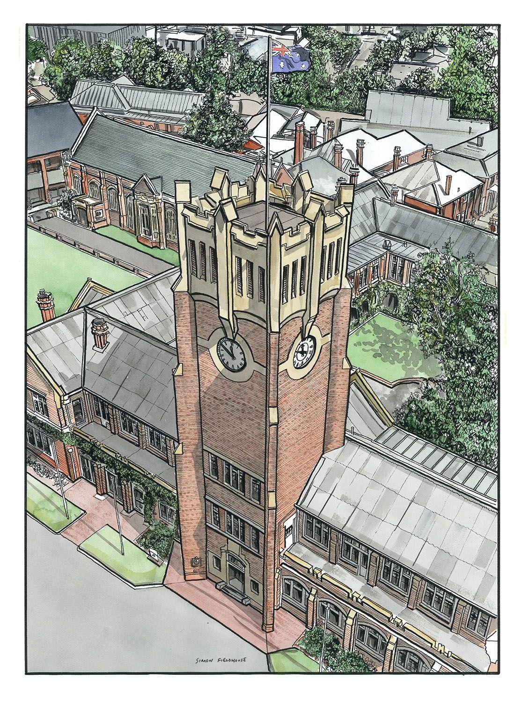 The Geelong Grammar School is offering Academic