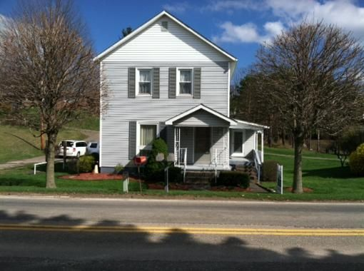 Two story home on basement. 3 Bedrooms and 1 bath. Located in small country town. $79,000