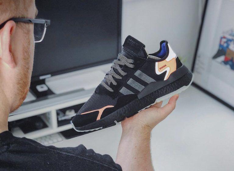 Avis] Faut-il acheter la Adidas Nite Jogger Boost 2019 Core ...
