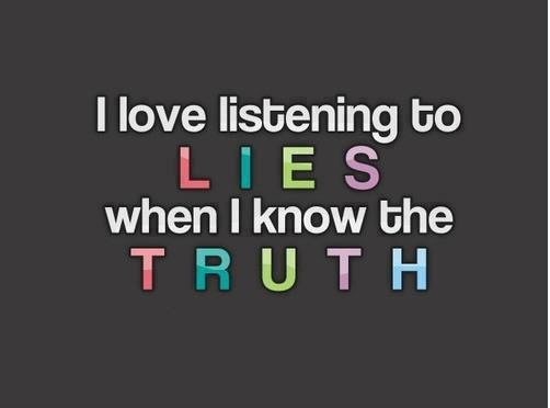 The truth always comes out in the end! :) | Truth quotes ...