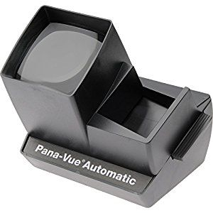 Amazon.com : Pana-Vue Automatic Lighted 2x2 Slide Viewer for 35mm : Slide Photograph Viewers : Camera & Photo