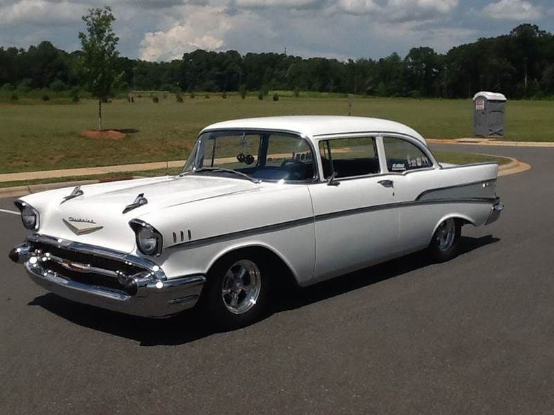 Chevrolet Bel Air 150 210 1957 Chevrolet 210 Post W Belair Trim No Rust Tremec 5 Speed See My Videos Auction Cars 1957 Chevrolet Chevrolet Bel Air