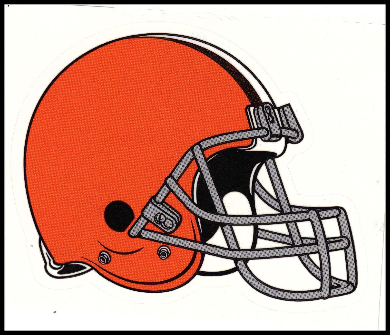 Details about CLEVELAND BROWNS FOOTBALL NFL TEAM LOGO