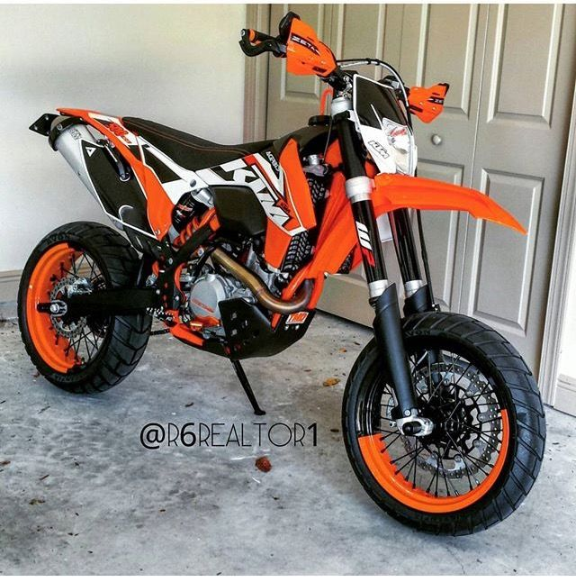 ktm 500 exc supermoto pinterest motard moto et voitures. Black Bedroom Furniture Sets. Home Design Ideas