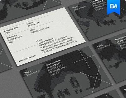 """다음 @Behance 프로젝트 확인: """"Plus X Creative Partner Identity Design"""" https://www.behance.net/gallery/7470219/Plus-X-Creative-Partner-Identity-Design"""