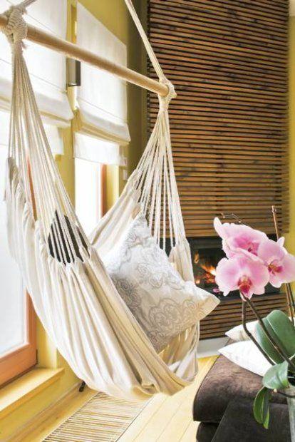 Zdjecie Nr 12 W Galerii Akcesoria Wiszace Fotele Czyli Bujaj Sie W Salonie Hanging Chair Hanging Hammock Chair Chair