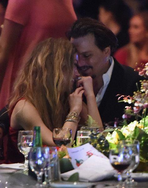 Amber Heard Photos Photos: The Art of Elysium Presents Vivienne Westwood & Andreas Kronthaler's 2016 HEAVEN Gala
