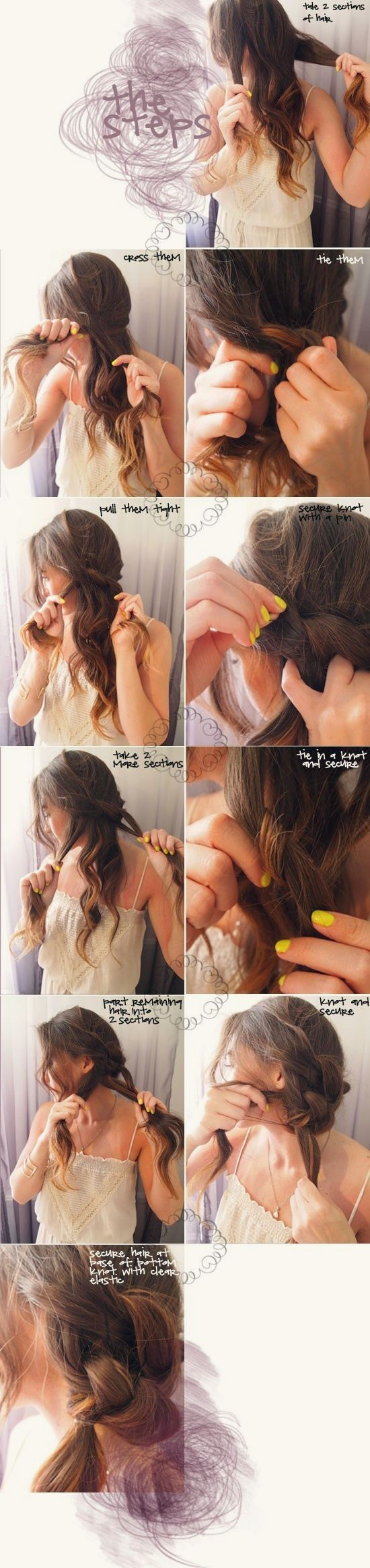 Admirable 1000 Images About Ponytail Hairstyles On Pinterest Ponytail Hairstyles For Women Draintrainus