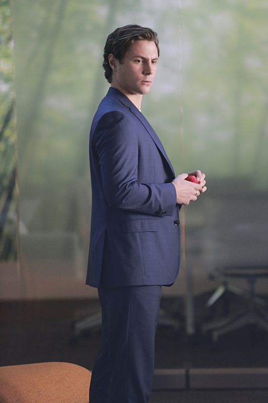 Augustus Prew in Pure Genius Season 1 (1) | TV Series in