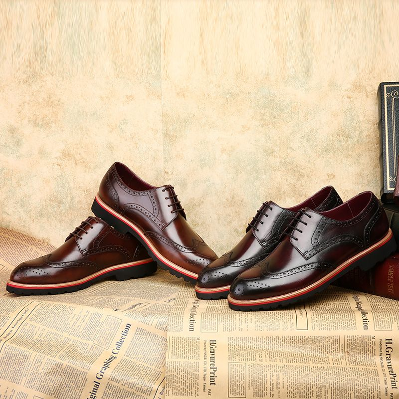 Find More Men's Flats Information about TERSE_Berluti Style 100% Handmade GOODYEAR Brogue Men Shoes Cowhide Leather Wholesale Factory Price OEM Custom Logo OEM/ODM,High Quality shoes leather men,China shoes tall men Suppliers, Cheap mens flat sole shoes from TERSE Official Store on Aliexpress.com